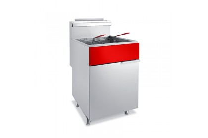 NEWWAY Gas Freestanding Fryer - NWFS