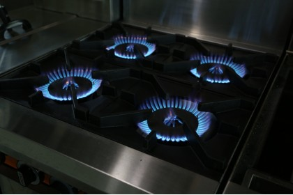 NEWWAY Open Burner Gas Cooktops - NWOBD
