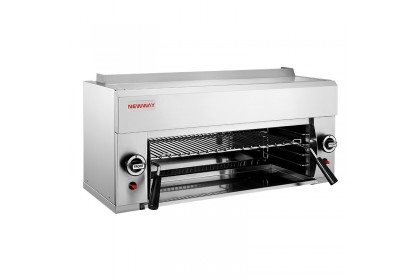 NEWWAY Gas Salamander Grill - NWGS9