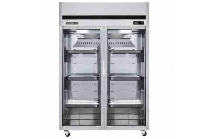 MODELUX European Type Upright Display Freezer - MDFTG
