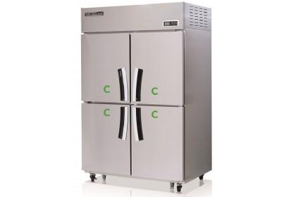 MODELUX European Type 4 Door Upright Chiller / Freezer - MDS1040