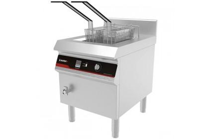LESTOV Double Basket Commercial Deep Fryer - QXZLII