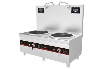 LESTOV Commercial Soup Cooker Stock Pot Range - QXP420E
