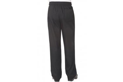 ESSENTIAL BAGGY PANTS - BLACK - NBBP-BLK