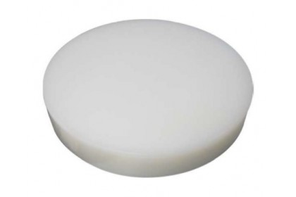 DUO SIZE PP ROUND CUTTING BOARD (WHITE) - CPRCB-WH